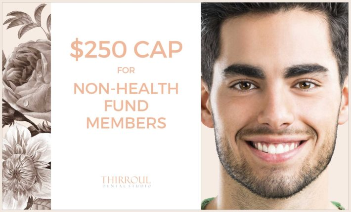 Thirroul Dental Studio Dentist North Wollongong Dentist 03 $250 Cap for Non Health Fund Members